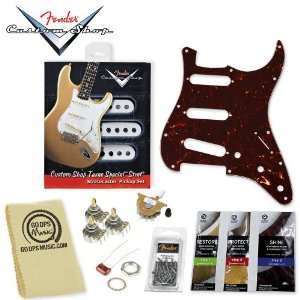 Amazon com: Fender Custom Shop Texas Special Guitar Pickups
