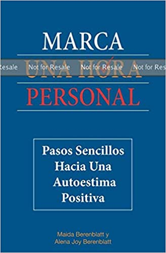 PROOF: Marca Una Hora Personal Paperback