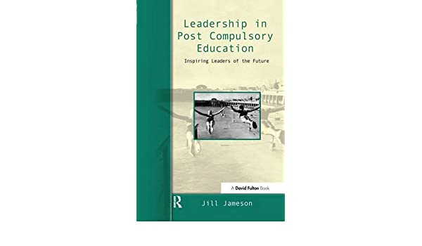 Leadership in Post-Compulsory Education