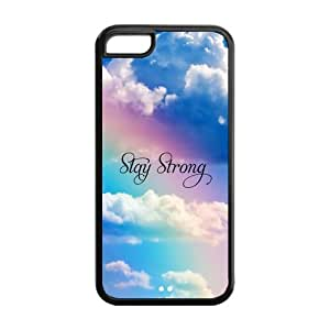 Life Quotes Success Quotes Custom Protective Hard Back Cover Case For iPhone 5c