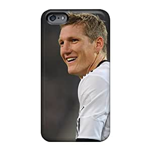 TimeaJoyce Apple Iphone 6 Shockproof Hard Cell-phone Cases Unique Design Fashion The Player Of Bayern Bastian Schweinsteiger Smiling Series [nQF8873wTbZ]