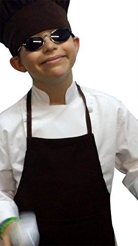 lavender chef coat - 7