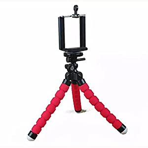 GGYY(TM) Mini Flexible Tripod cell phone tripod stand Sponge Octopus Stand Tripod Mount/holder For Gopro iPhone Google Htc Camera Video etc