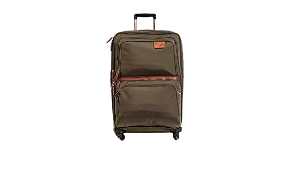 Amazon.com | Velez Men Vintage Genuine Colombian Leather Vintage Luxury Spinner Suitcase Roller Carry on | Maletas y Morrales de Cuero Colombiano de Hombres ...