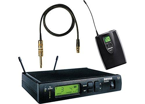 Shure ULXS4 Standard Wireless Receiver