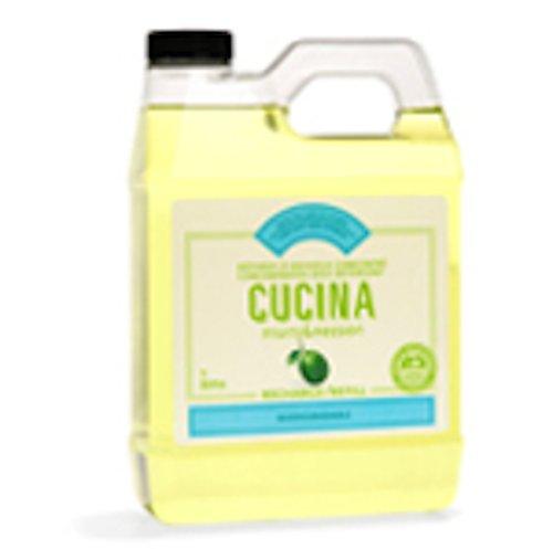 Coriander and Olive Oil Dish Soap (Refill)