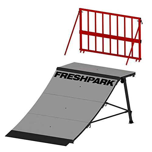FreshPark Safety Rail Red Large ()