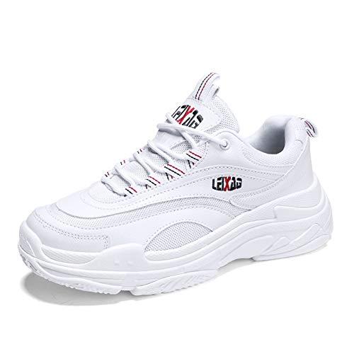 Bianche Sportive Sneakers Dimensione Scarpe Di yanjing B Marca colore B Da Donna 2018 44 He Traspiranti Retro Donna qYxZPgng