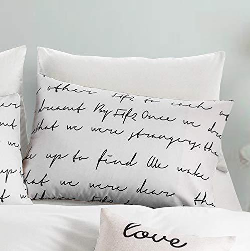 Funda de almohada personalizada de 50 x 70 cm, 50 x 75 cm ...