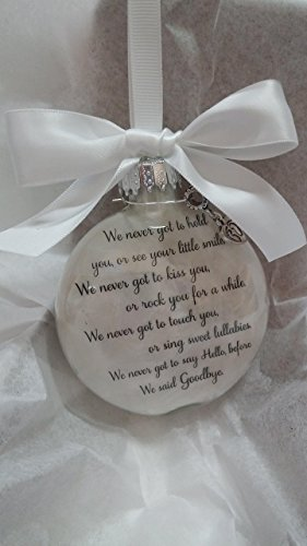 Angel Baby Ornament - 4