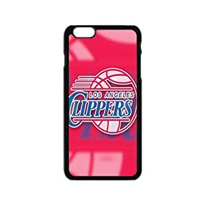 Los Angeles Clippers NBA Black Phone Case for iPhone 6 Case
