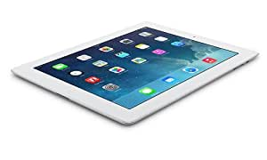 Apple iPad 2 16GB Wi-Fi 16GB Color blanco - Tablet (IEEE 802.11n, iOS, Pizarra, iOS, Color blanco, Polímero de litio)