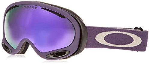 Oakley OO7044-13 A-Frame 2.0 Eyewear, Purple Shade, Violet Iridium - Sunglasses F Oakley