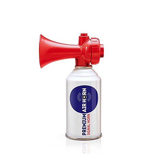 Premium Air Horn - Non-Flammable, 3.5 oz. (Air Horns Boats)
