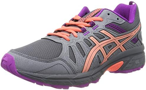 ASICS Venture 7 GS, Zapatillas de Running Unisex Niños: Amazon.es ...