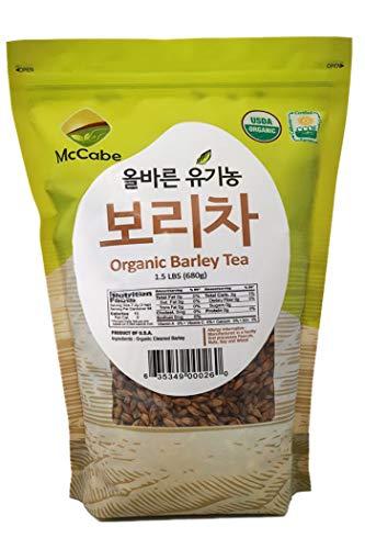 - McCabe Organic Barley Tea, 1.5-Pound