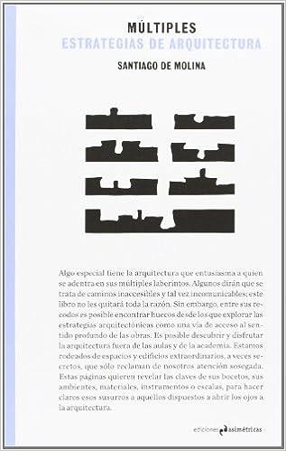 Descarga gratuita de eBookers: Múltiples Estrategias De Arquitectura (Ventana impresa) PDF 8493932752