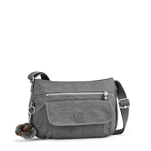 Syro Grey Kipling Crossbody Syro Crossbody Kipling Dusty Kipling Dusty Grey RqntxwPqr