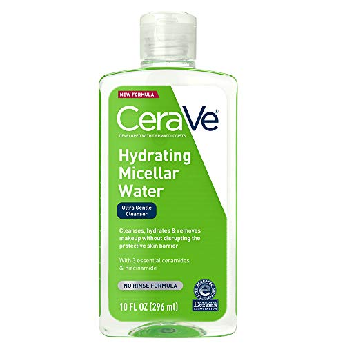 CeraVe Micellar Hydrating Fragrance Non Irritating product image
