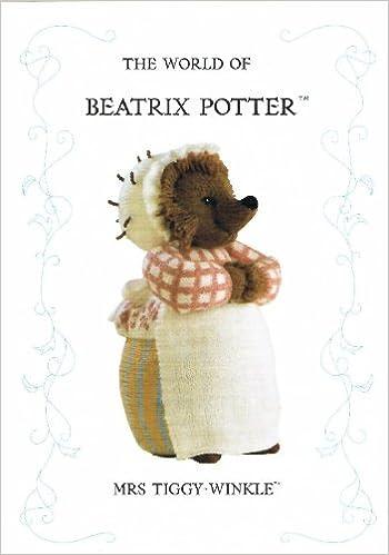 The World Of Beatrix Potter Mrs Tiggy Winkle Knitting Pattern