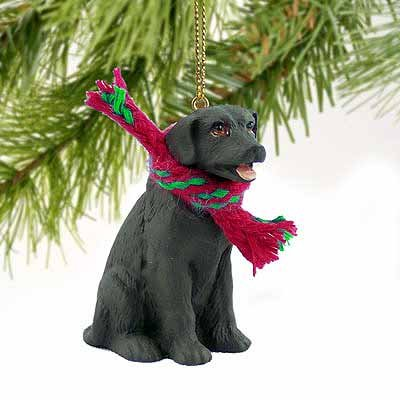 Labrador Retreiver Miniature Dog Ornament - Chocolate for sale  Delivered anywhere in USA