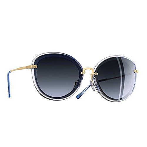 Mujer de C5 C4 Gato Mujer patas de gafas metal Ojo gafas de de TIANLIANG04 polarizadas Moda sol UAxSwqRq