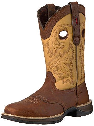Durango Menns Ddb0128 Vestlige Boot Brown Hvete