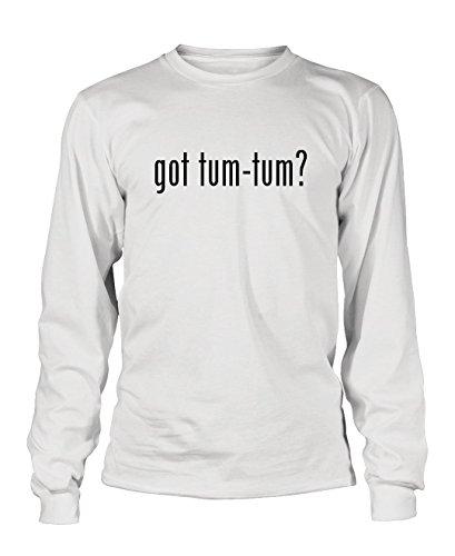 got-tum-tum-mens-adult-long-sleeve-t-shirt-white-medium
