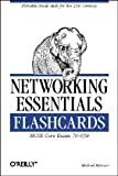 Networking Essentials Flashcards, Moncur, Michael, 1565925688