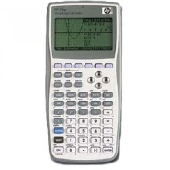 HP 39gs Graphing Calculator