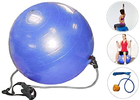 Mammoth XT - Balón hinchable con asas para ejercicios de ...