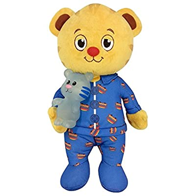 Daniel Tiger's Neighborhood Snuggle and Glow Plush Toy: Toys & Games