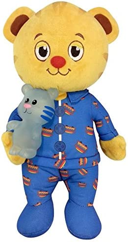 Daniel Tiger's Neighborhood Snuggle and Glow Plush Toy