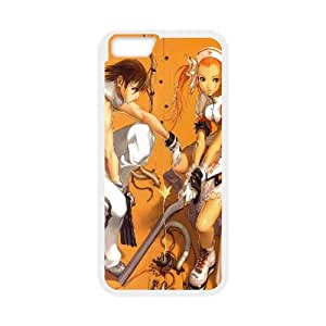 War Of Genesis Game iPhone 6 4.7 Inch Cell Phone Case White gift pp001_9407099