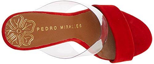 Rosso Da Donna Pedro Sposa red Miralles Scarpe 18715 c1R1wUAqf