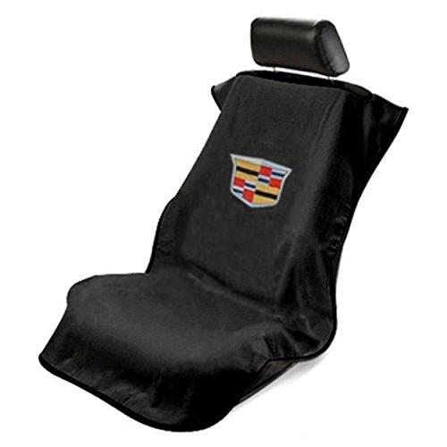 - Seat Armour SA100NCADB Black Cadillac Seat Protector Towel
