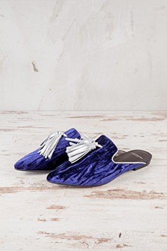 Blau Katlin Blue Vagabond Slipper Womens qzCn08xwI