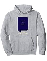Funny LDS Nephites Hoodie Book of Mormon Spoiler