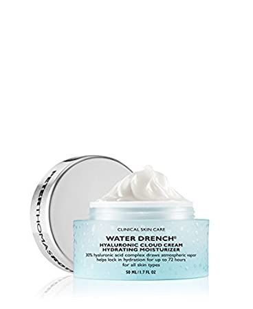 4 Pack - Peter Thomas Roth Water Drench Hyaluronic Cloud Cream 1.6 oz Black Pine Antiwrinkle Firming & Lifting Day Cream Dry - Very Dry Skin by Korres for Unisex - 2.03 oz Cream