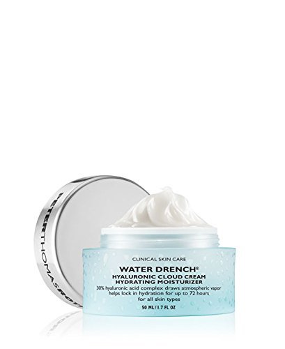 Peter Thomas Roth Water Drench Hyaluronic Cloud Cream Hydrating Moisturizer, 47.3176 Milliliter | 1.6 Fluid Ounce