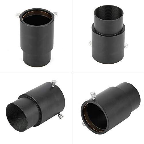 EBTOOLS Okular 5 Position Manuelle Filter Rad T2 Mount Kamera Adapter 1,25 inch f/ür Teleskope Aluminiumlegierung Schwarz