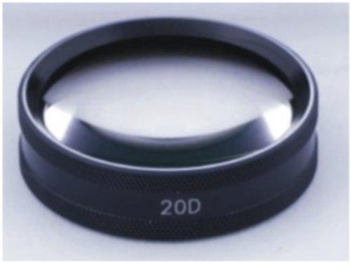 Galleon - 20D Lens Binocular Indirect Ophthalmoscopy (Black)