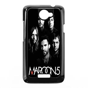 Clzpg High-quality HTC One X Case - maroon 5 diy cover case