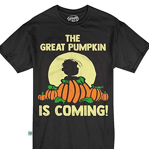The Great Pumpkin is Coming Halloween Linus Believer Cute Kids -