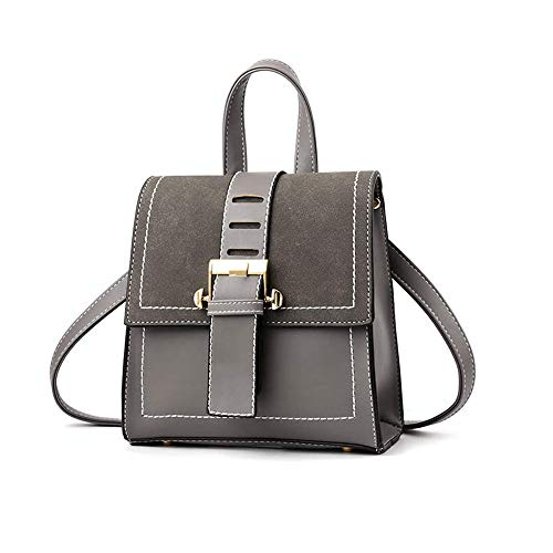 La Casual Backpack color Sac De Petit Dos Ladies Coréenne À Tendance Femme Gray Gray Rue Mini Mode Sauvage Version xwrYqwOgF