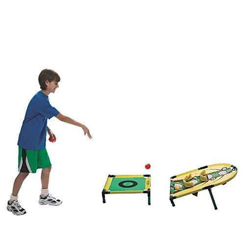 Rebound Ski Ball Game