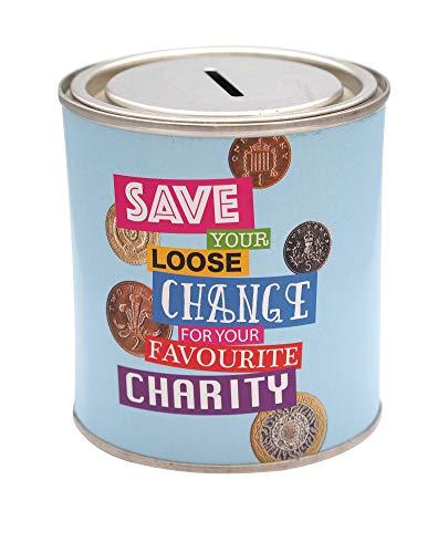 CanTastic Charity Reusable Money Tin 500 ml
