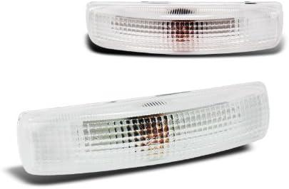 Spec-D Tuning LSM-RRL32006-DP Clear Side Marker Light