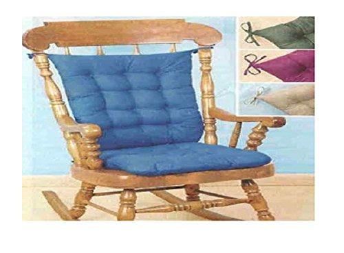 Cushions Beige (Solid Rocker Set - Beige)