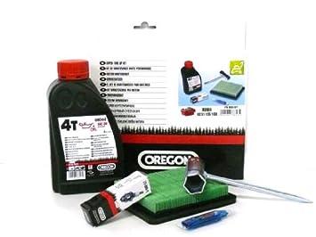 Oregon-Juego de mantenimiento Service Kit Honda GCV Motor ...